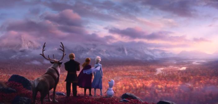 Frozen 2 – Disney divulga o primeiro teaser