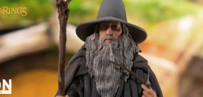 Iron Studios – Gandalf Deluxe Art Scale 1/10 – Lord of the Rings