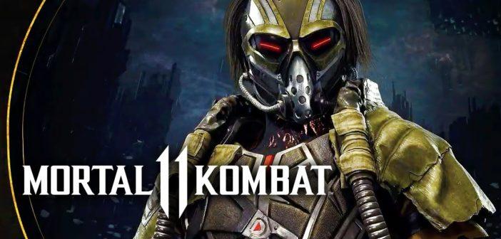 Mortal Kombat 11 – Kabal é revelado em trailer