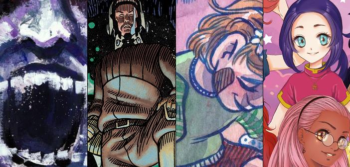 Catarse – 8 Quadrinhos para apoiar