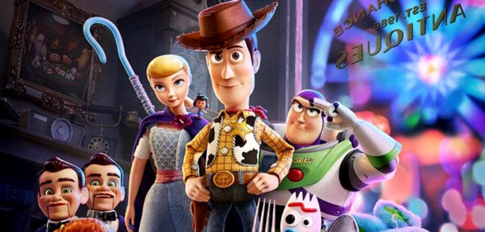Toy Story 4 – Pixar lança primeiro trailer completo