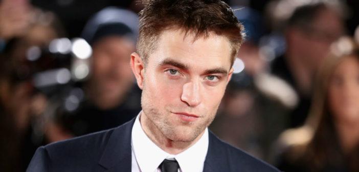 Warner Bros. aprova Robert Pattinson como o novo Batman