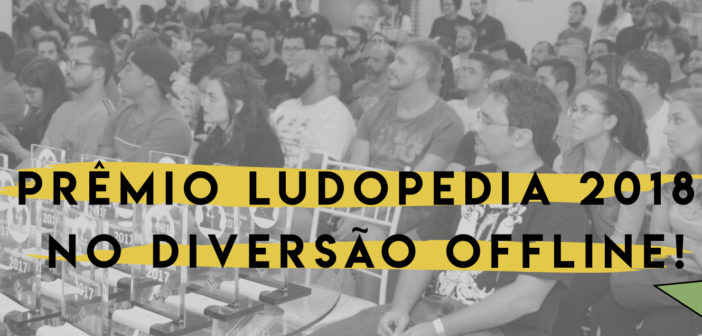 Prêmio Ludopedia 2018
