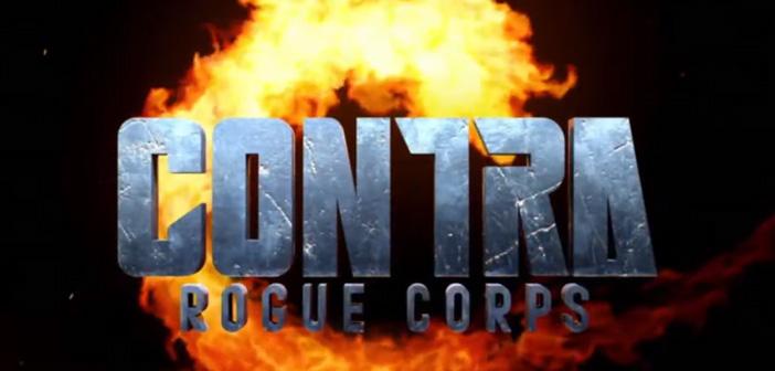 E3 2019: Contra Rogue Corps é o novo jogo da franquia