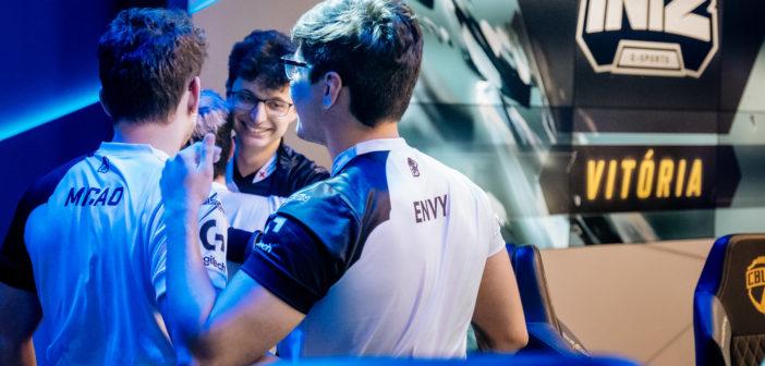 CBLoL 2019: INTZ e Uppercut se classificam paras as semifinais