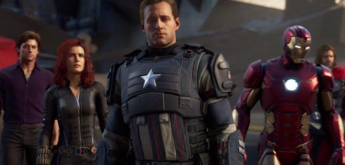 BGS 2019: Marvel's Avengers potencializa diversão através da sinergia entre heróis