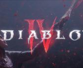 Diablo IV é oficialmente anunciado