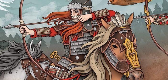 Mosaico Jogos lançará Invasores de Cítia